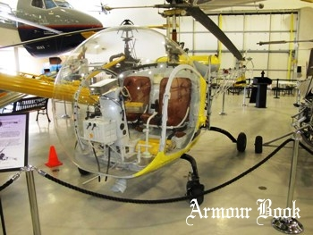 Bell 47D [Walk Around]