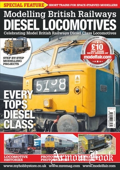 Modelling British Railway Diesel Locomotives [MyTimeMedia]