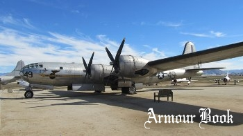 Boeing B-29A Super Fortress [Walk Around]