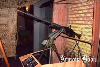Japanese 13.2mm Type 93 Anti-Aircraft Machine Gun [Walk Around]