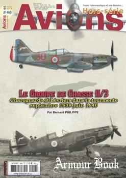Le Groupe de Chasse II/3 [Avions Hors-Serie №46]