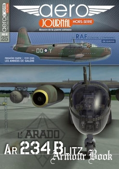 L'Arado Ar 234 Blitz [Aero Journal Hors-Serie №25]