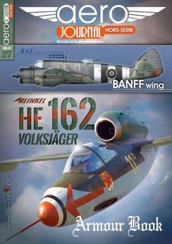 Heinkel HE 162 Voksjager [Aero Journal Hors-Serie №27]