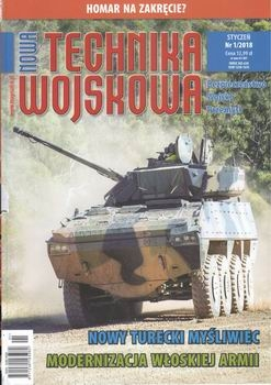Nowa Technika Wojskowa 2018-01 (320)