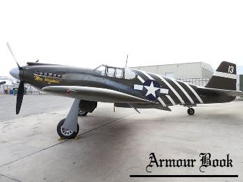 North American P-51A-10-NA Mustang [Walk Around]