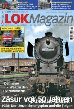 Lok Magazin 2018-02