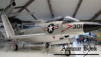 McDonnell F3H-2M Demon [Walk Around]