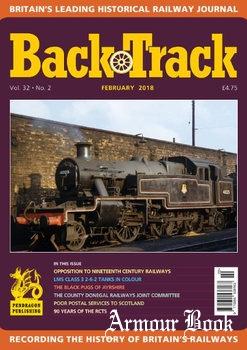 Back Track 2018-02