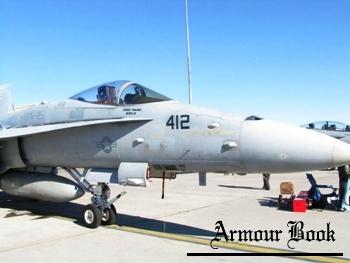 McDonnell Douglas F/A-18C Hornet [Walk Around]