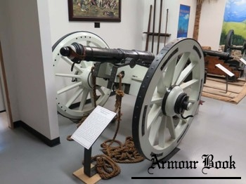 US 6-pdr Battalion Gun [Walk Around]