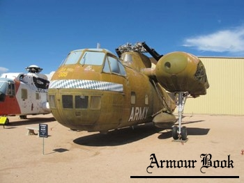 Sikorsky CH-37B Mojave [Walk Around]