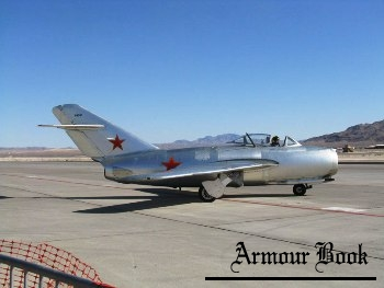 Mikoyan Gurevich MiG-15 (various) Walk Around
