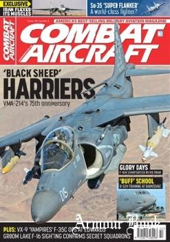 Combat Aircraft 2018-02 (Vol.19 No.02)