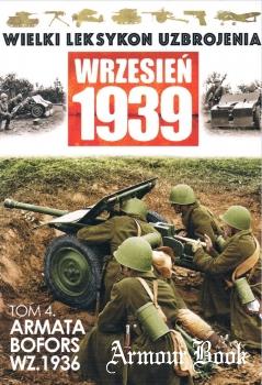 Armata Bofors wz. 1936 [Wielki Leksykon Uzbrojenia Wrzesien 1939 Tom 4]