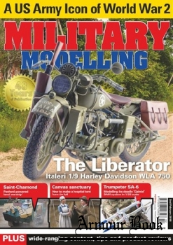 Military Modelling Vol.48 No.2 (2018)