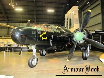 Northop P-61C Black Widow [Walk Around]