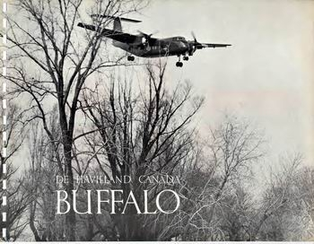 De Havilland Canada Buffalo [De Havilland]