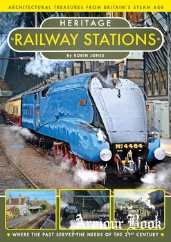 Heritage Railway Stations [Mortons Media Group]