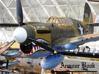 Curtiss P-40-E Kittyhawk [Walk Around]