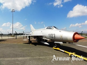 MiG-21 F [Walk Around]