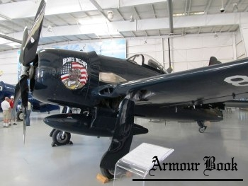 Grumman F8F Bearcat [Walk Around]