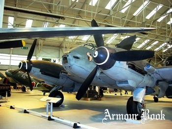 Messerschmitt Me 410 [Walk Around]