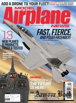 Model Airplane News 2018-04