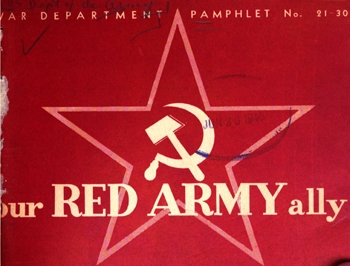 Our Red Army Ally [War Department]