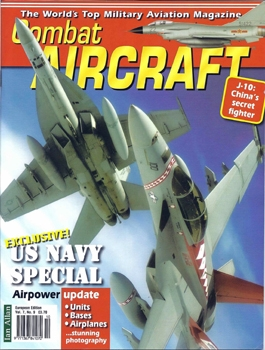 Combat Aircraft Monthly 2006-11 (Vol.07 No.09)