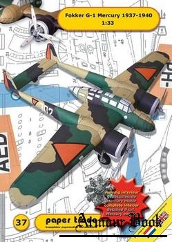 Fokker G-1 [Paper Trade]