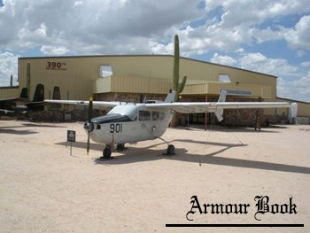Cessna O-2A Skymaster [Walk Around]