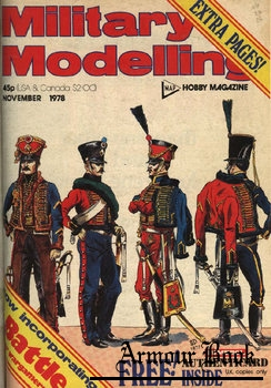Military Modelling Vol.08 No.11 (1978)