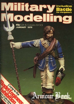 Military Modelling Vol.09 No.01 (1979)