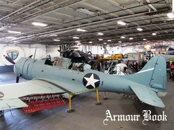 Douglas SBD-4 Dauntless [Walk Around]