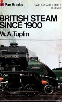 British Steam Since 1900 [Pan Books]