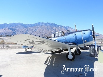 Douglas SBD-5 Dauntless [Walk Around]