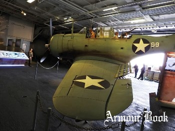 Douglas SBD Dauntless [Walk Around]