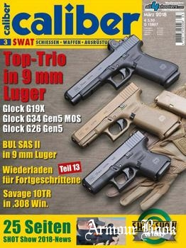 Caliber SWAT Magazin 2018-03