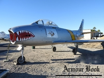 F-86F-30 Sabre [Walk Around]