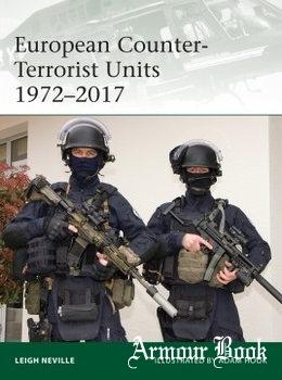 European Counter-Terrorist Units 1972-2017 [Osprey Elite 220]