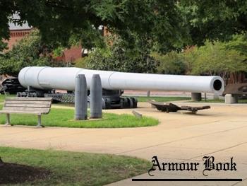 US 16in/50 Mark II Naval Gun [Walk Around]