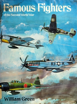 Famous Fighters of the Second World War [Doubleday & Company]