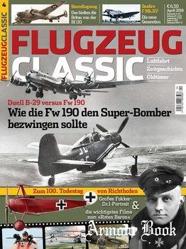 Flugzeug Classic 2018-04