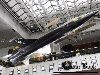 North American X-15 [Walk Around]