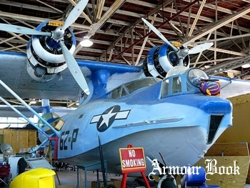 Consolidated PBY Catalina [Walk Around]