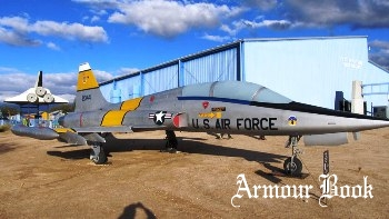 Northrop F-5B USAF [Walk Around]