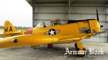 North American SNJ-6 [Walk Around]