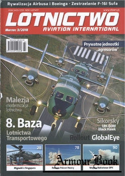 Lotnictwo Aviation International 03/2018