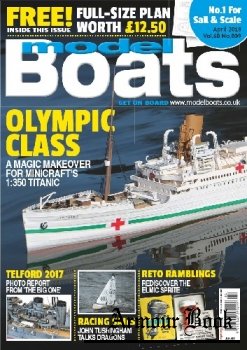 Model Boats 2018-04