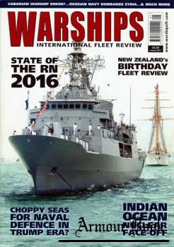 Warships International Fleet Review 2017-01